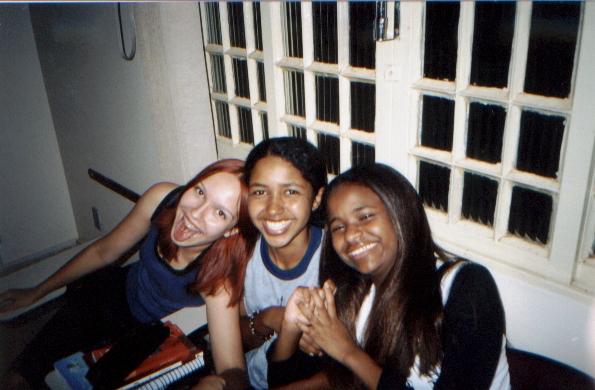 Ariel, Fabiana And Larissa
